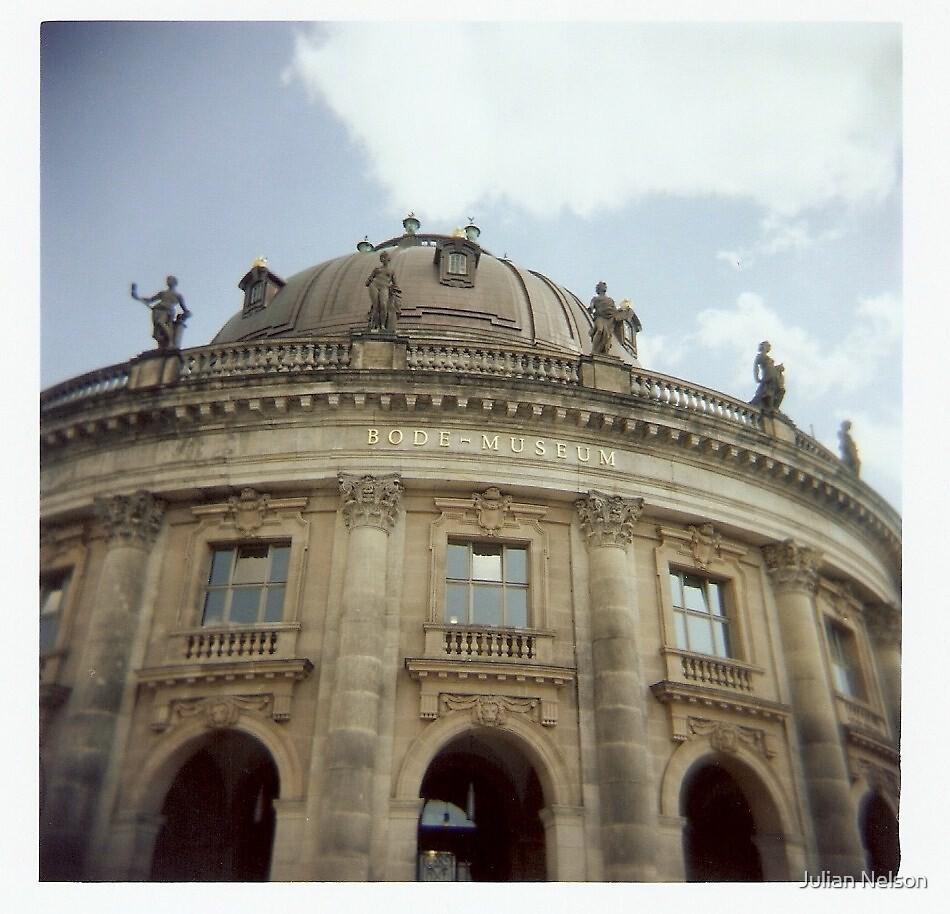 Bode Museum Berlin by Julian Nelson