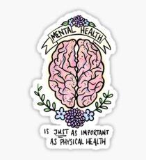Pegatina Salud mental