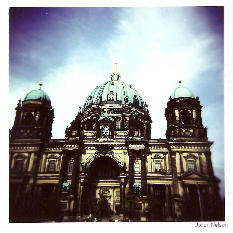 Berliner Dom by Julian Nelson