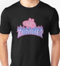 Peppa Pig Funny Flame Unisex T-Shirt