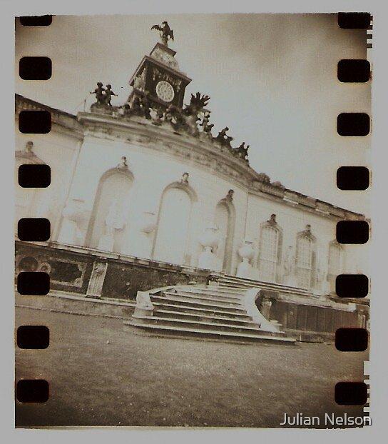 Potsdam Sans Souci by Julian Nelson