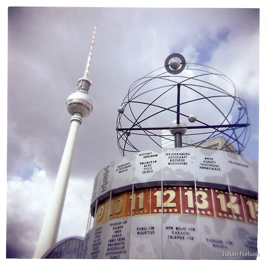 Berlin Alexanderplatz  by Julian Nelson