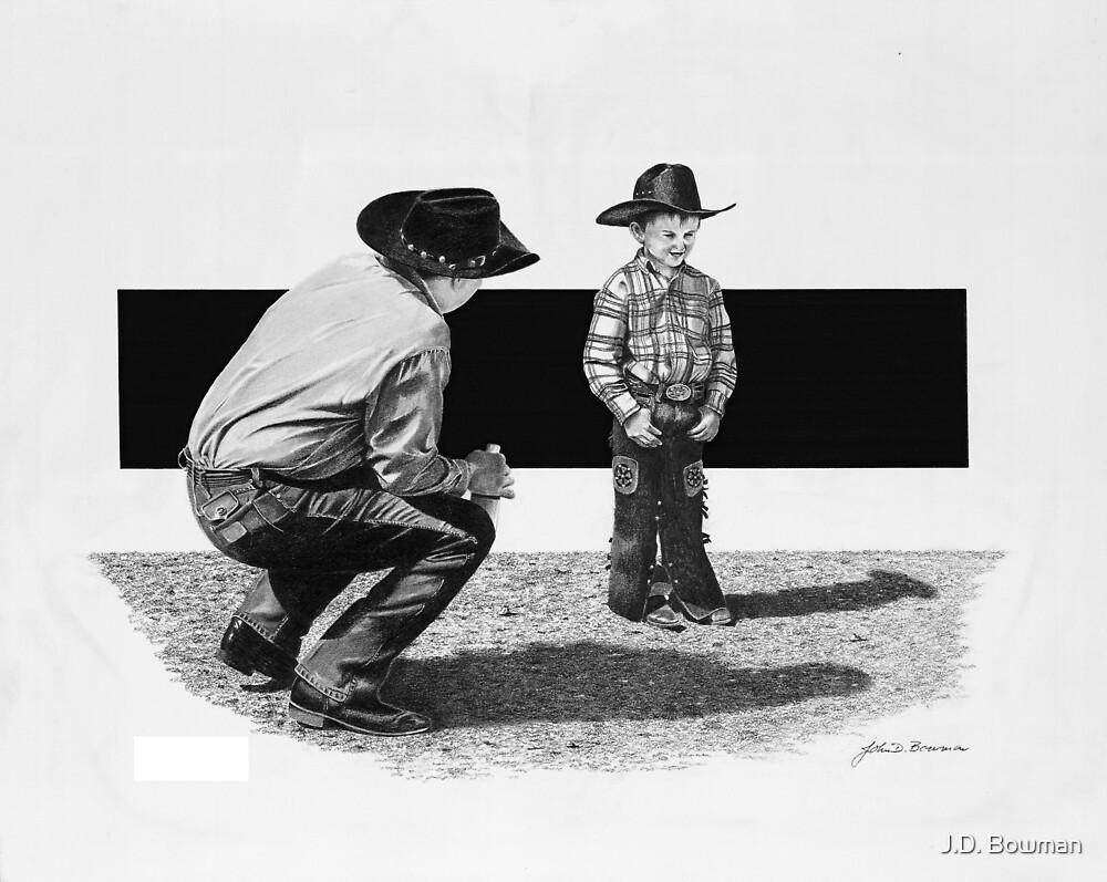 Good Job Son by J.D. Bowman