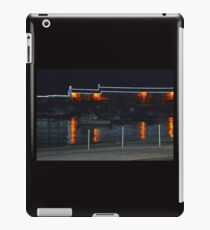 Lyme Regis Harbour , Dorset UK iPad Case/Skin