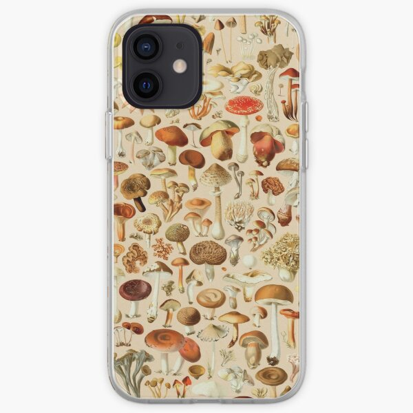 Witchy Mushroom /& Nature  Tough IPhone Case  11 X 7 6