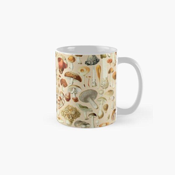 Vintage Mushroom Designs Collection Classic Mug