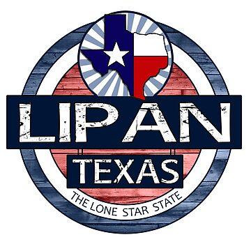 Lipan Texas rustic wood circle by artisticattitud