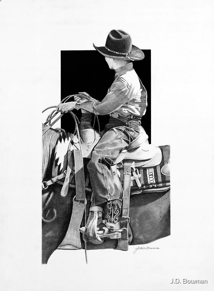 Rodeo Boy Jr. Rider. by J.D. Bowman