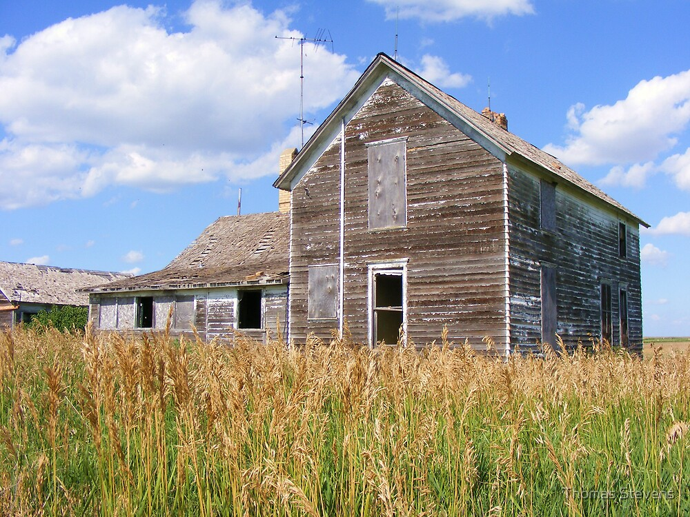Lost Farm by Thomas Stevens