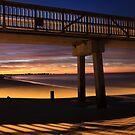 under the pier by kathy s gillentine