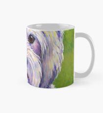 Colorful West Highland White Terrier Dog Mug