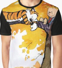 calvin n hobbes sleep Graphic T-Shirt