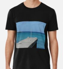 Möwe Pier Premium T-Shirt