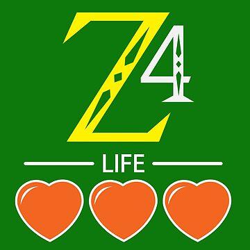 Zelda For Life! by GreenHRNET