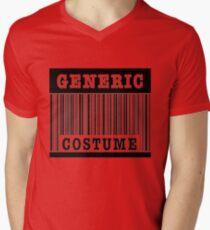 GENERIC HALLOWEEN COSTUME Men's V-Neck T-Shirt