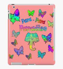 Para-Para-Paradise iPad Case/Skin