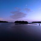 Twilight hour by kathy s gillentine