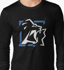 Camiseta de manga larga Six Lion Major Lion 2018 Logotipo
