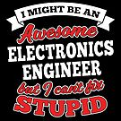 ELECTRONICS ENGINEER T-shirts, i-Phone Cases, Hoodies, & Merchandises by wantneedlove