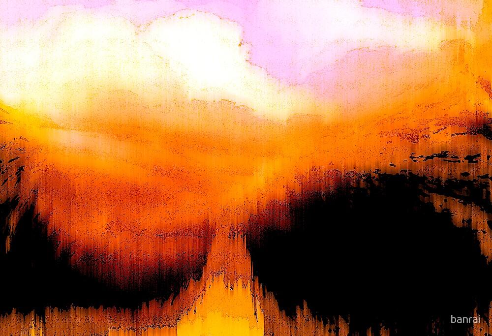 autumn arrival..... an abstract by banrai
