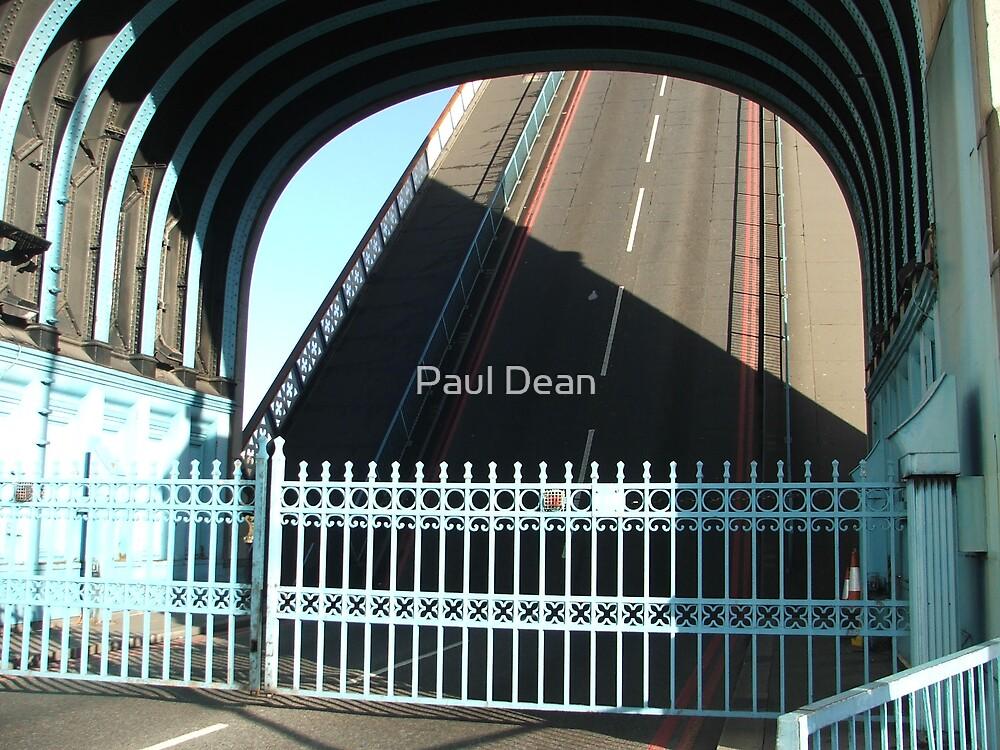 Road Closed  by Paul Dean