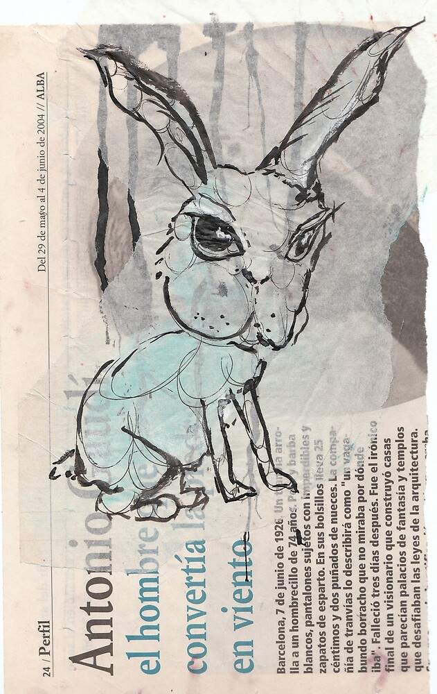 bunny by Jessica Young