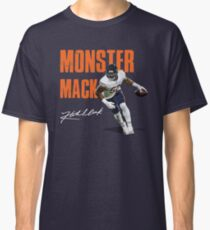 Khalil Mack Chicago Bears Monster of the Midway  Classic T-Shirt