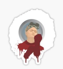 Dr. Horrible Sticker
