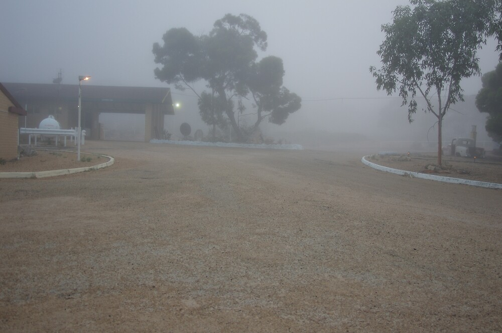 A Morning Fog by Amanda Hunt