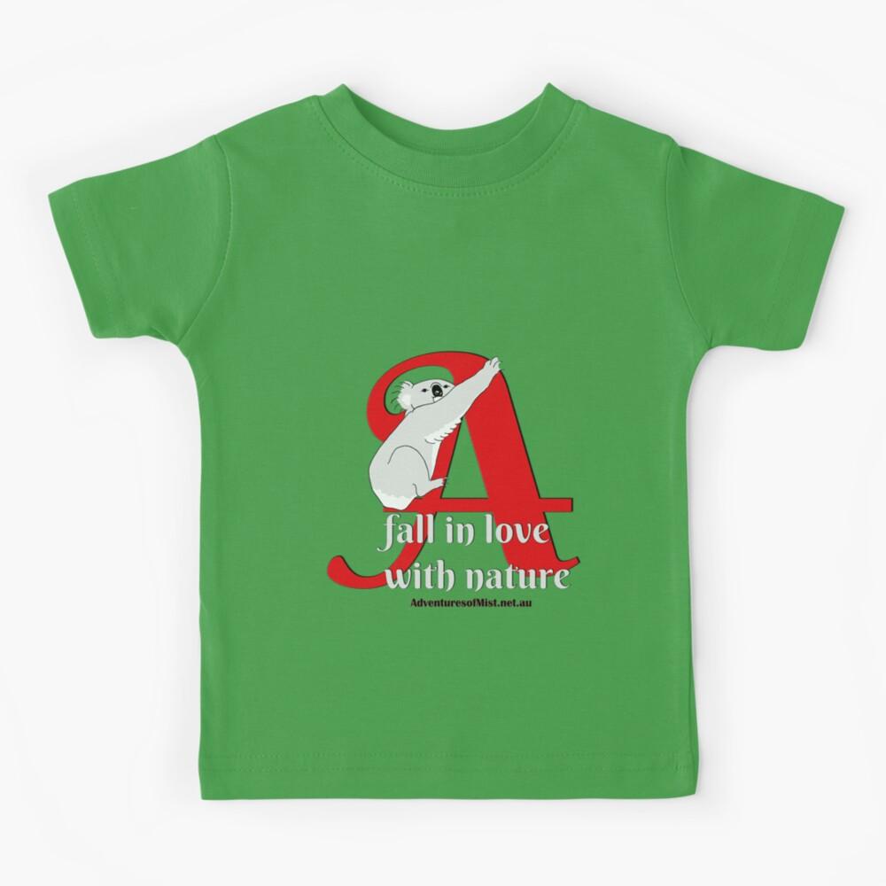 Adventures of Mist Kids T-Shirt