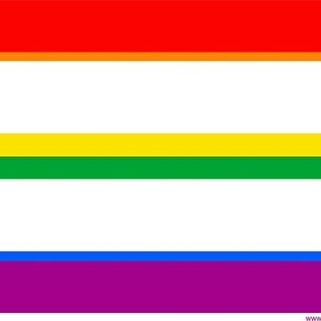 Rainbow Equality by NHTheHub