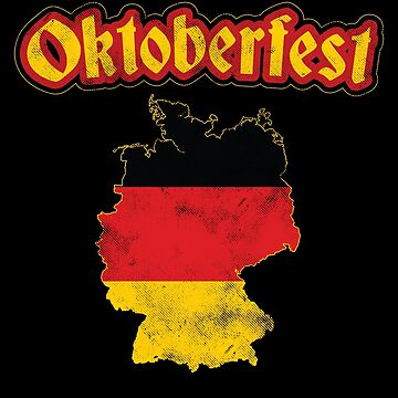 Oktoberfest 2018 T Shirt Germany German Country Flag Beer Drinking Beer Festival by maindeals
