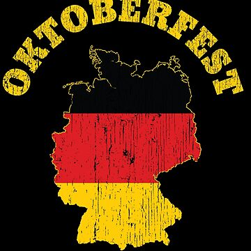 Oktoberfest 2018 T Shirt Beer Festival Beer Lover Drinking Party Germany German Country Flag Shirt by maindeals