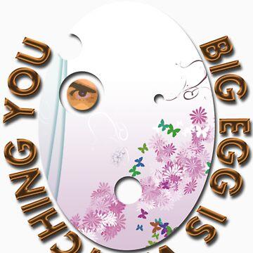 Big Egg by Zhenix
