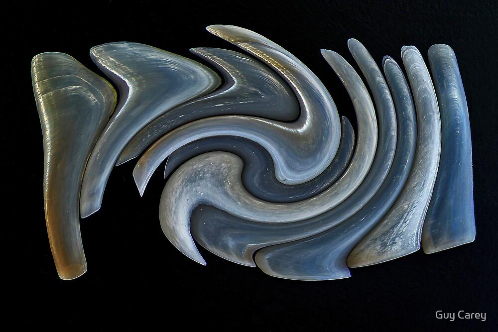 Razor Shells by Guy Carey