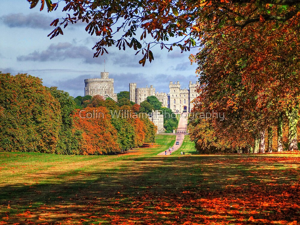 Windsor Castle - HDR by Colin  Williams Photography