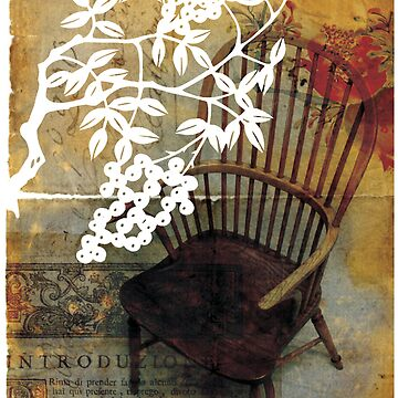 Timber Chair by Narelle