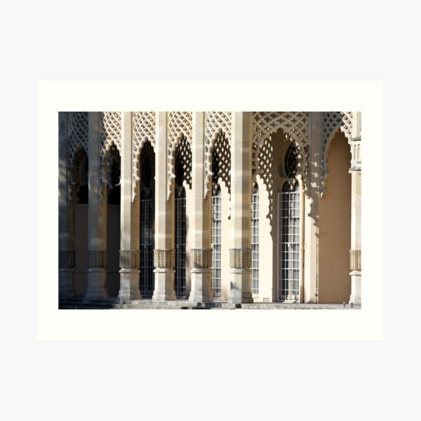 Light and Shade Art Print