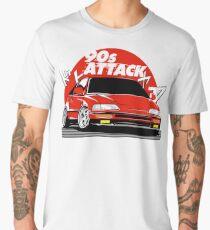 CRX 90s Attack Men's Premium T-Shirt