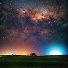 Woodbine Milky Way by hangingpixels
