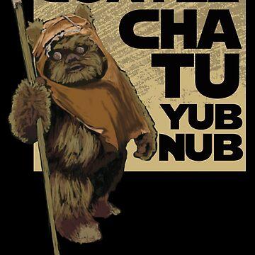 Coatee Chu Tu Yub Nub by HDesigns