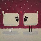 'Season's Greetings To Ewe!' by Martin Williamson (©cobbybrook)