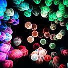 Jellyfish Bokeh by stephenk