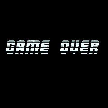 Game over by Enzo91