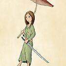 «Seta Samurai» de Joen Söderholm
