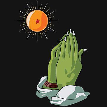 Prayer by astrobunny