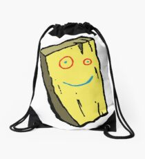 Plank Drawstring Bag