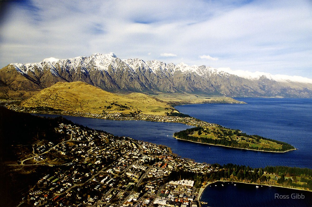 The Remarkables by Ross Gibb