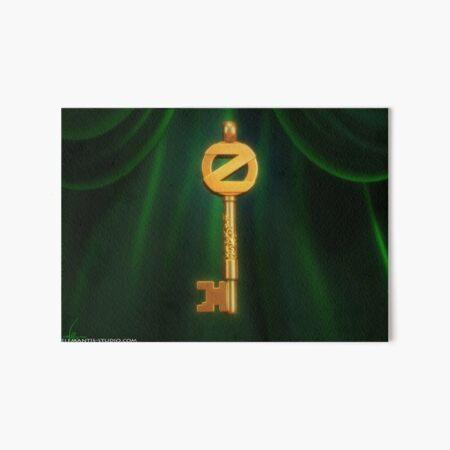 Return to Oz Emerald City Key Art Board Print