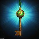 Return To Oz Orb Portal Key by Elemantis